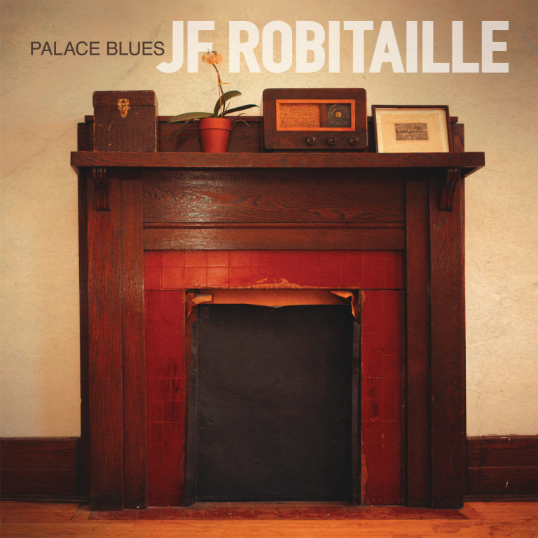 JF Robitaille Palace Blues cover art